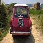 Autobianchi Bianchina Panoramica Decapottabile Bicolore 1964