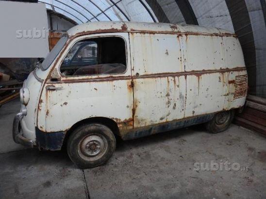fiat 600 multipla furgone om classiccarsitalia