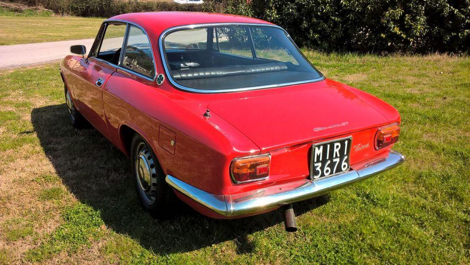 Alfa romeo gt veloce 2000 anno 1972 12