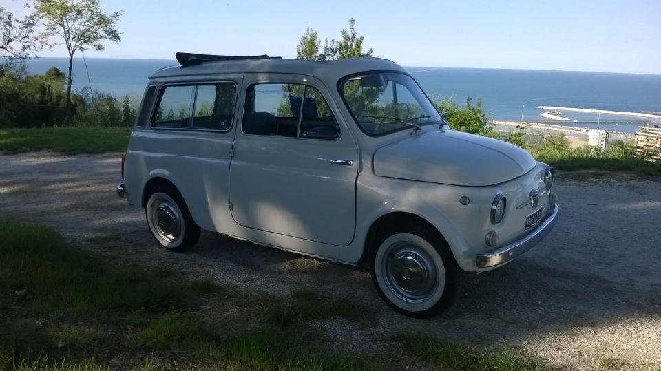 Fiat 500 Giardiniera Specifiche D 1964 Classiccarsitalia