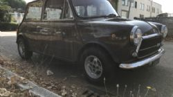Innocenti Mini Cooper 1300 Export 1974