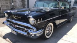 Chevrolet Bel Air 2dr hardtop 1957