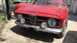 Alfa Romeo Gt 1300 Junior Scalino 1967