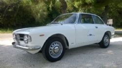 Alfa Romeo Gt Junior Scalino 1969