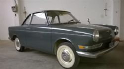 Bmw 700 c Coupè 1964