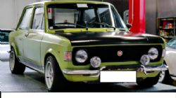 Fiat 128 Rally Seconda Serie 1973